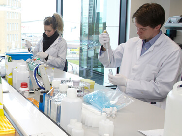 Hermon Laboratories - The largest laboratory in Israel